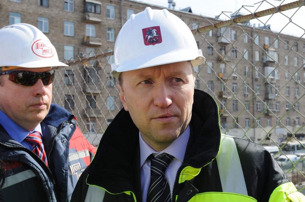 Департамент строительства отчитался о проведенных за 2016 год работах