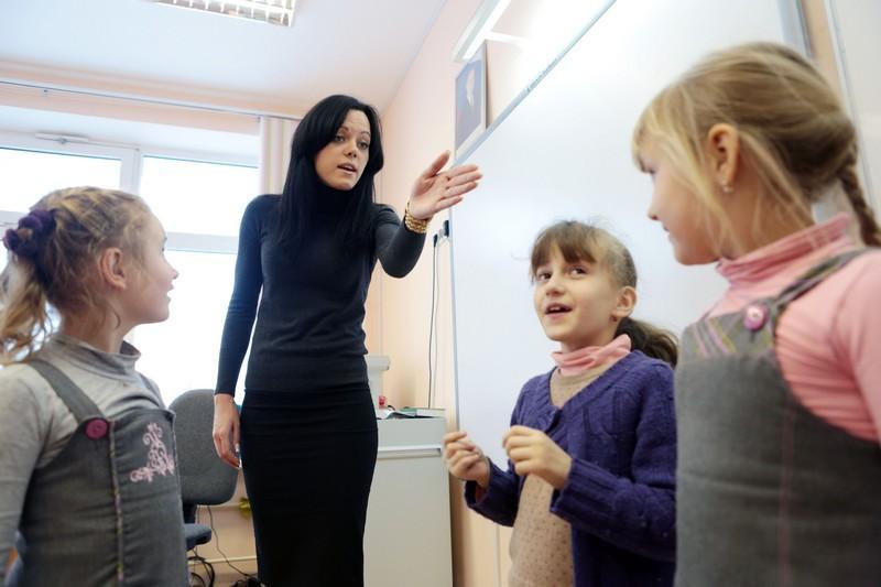 Дом слепоглухих Первомайского поселения открыл набор на курсы жестового языка. Фото: «Вечерняя Москва»