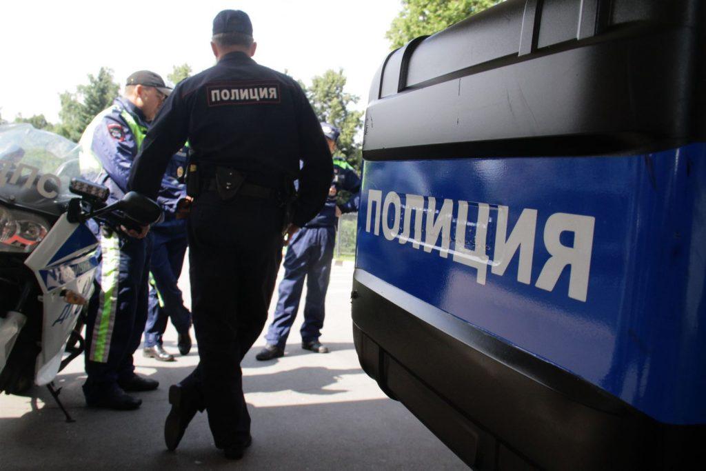Полицейские задержали подозреваемого в хулиганстве