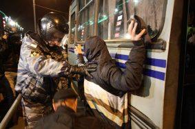 """Нарушитель покусал полицейского при задержании. Фото: архив, """"Вечерняя Москва"""""""