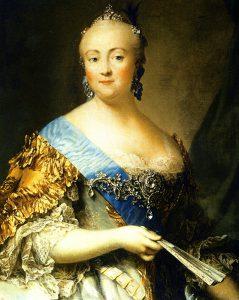 Елизавета Петровна. Фотоархив Wikipedia