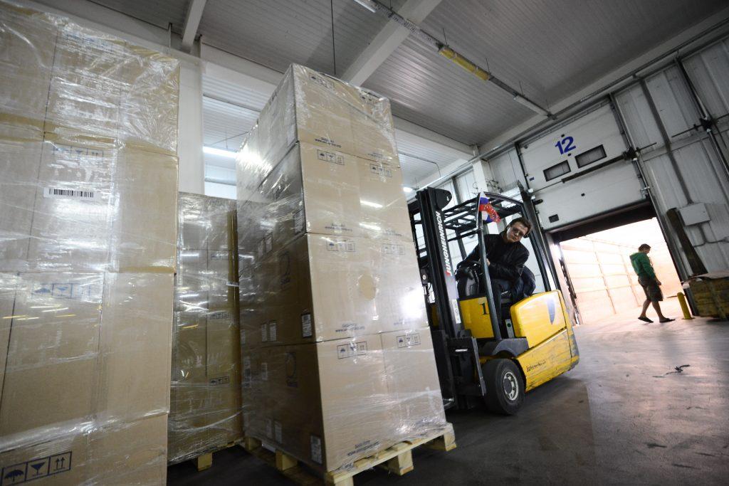 Новый мебельный склад возведут в поселении Щаповское