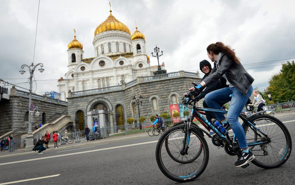 Москва оказалась в ТОП-10 лучших туристических городов мира