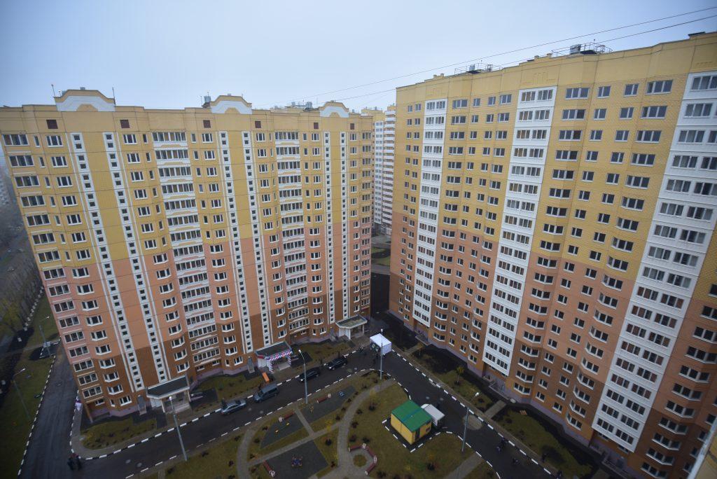 Три жилых комплекса стали победителями конкурса в сфере недвижимости