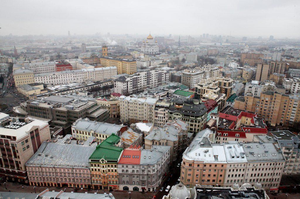 «Однушки» в Москве дешевеют третий месяц