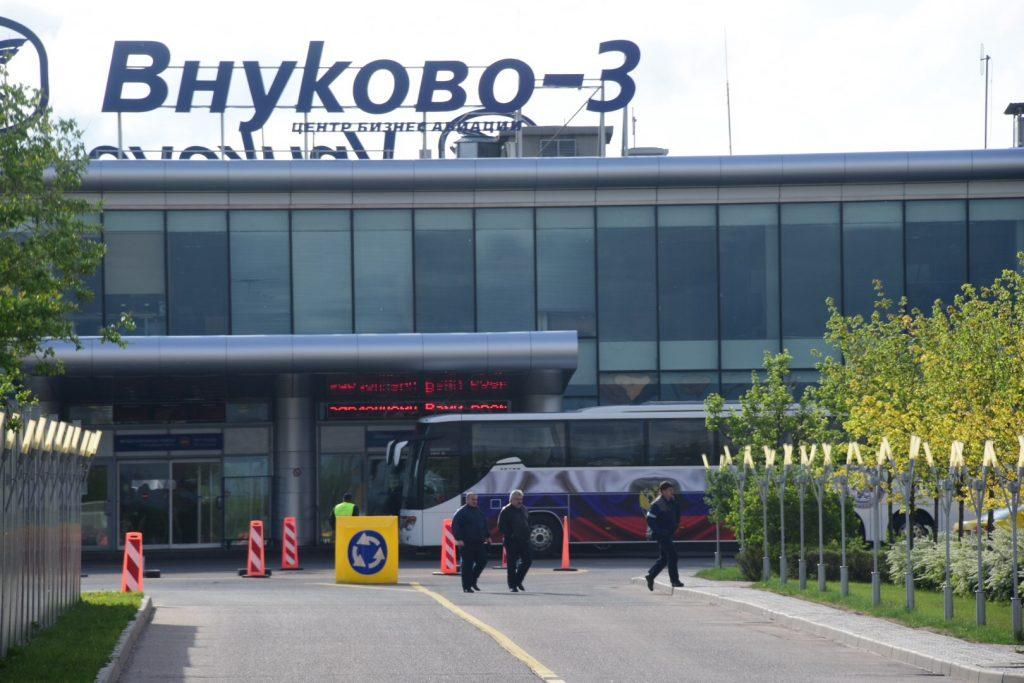Двигатель самолета «Москва – Ереван» загорелся перед вылетом из «Внуково»