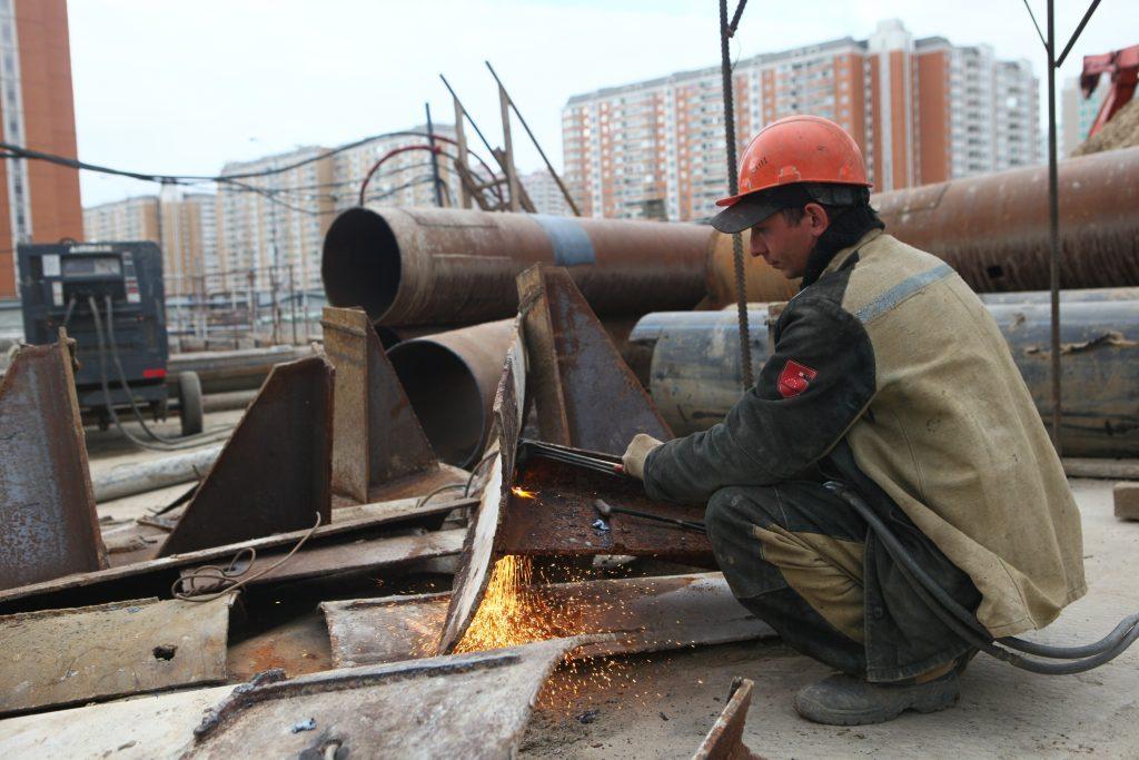 В Новой Москве после поножовщины с убийством задержали строителя