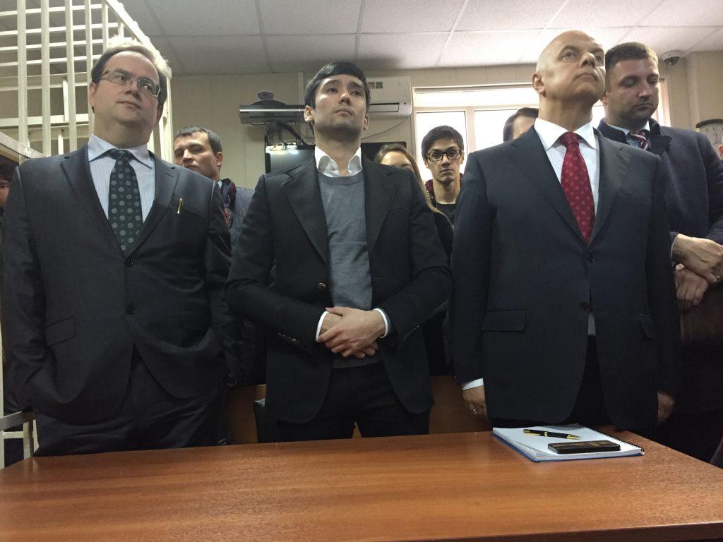 Суд Москвы отобрал знаменитый
