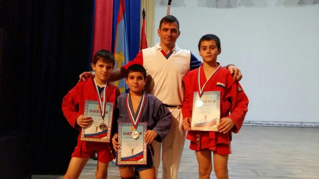 Тренер из Вороновского примет участие в Чемпионате мира по самбо среди ветеранов