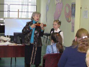 Йова Йорданова на мастер-классе. Фото: социальные сети