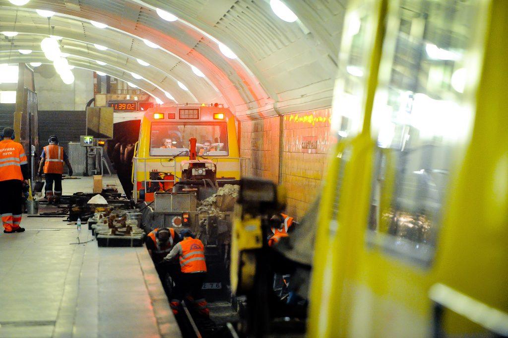 Именной поезд о здоровье могут запустить в Московском метро