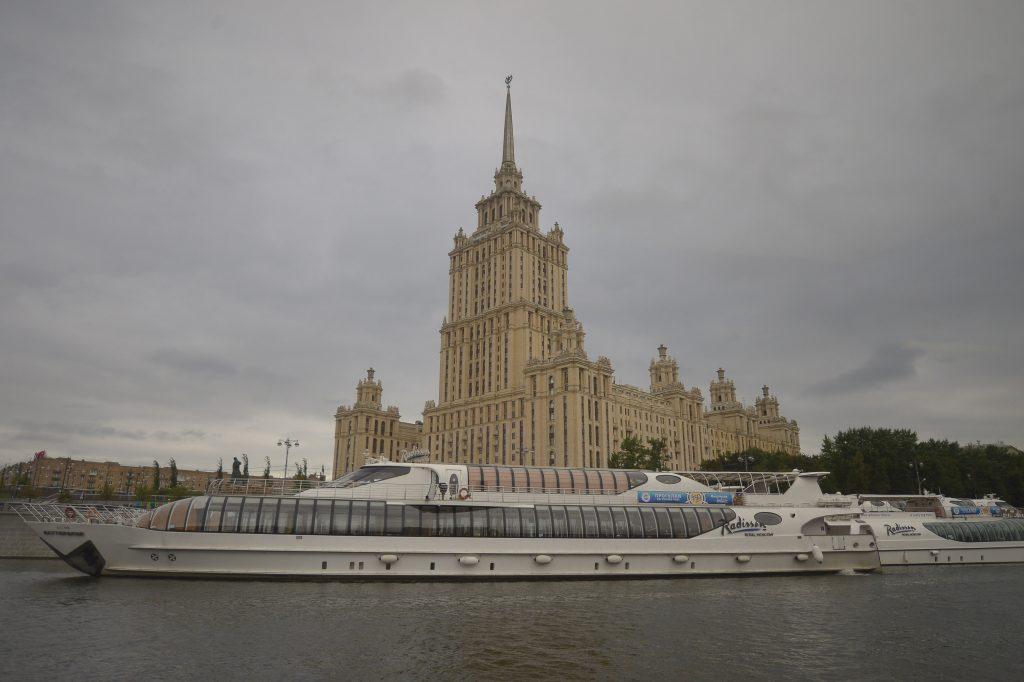 Во вторник Москву ожидают маловетреная погода и осадки