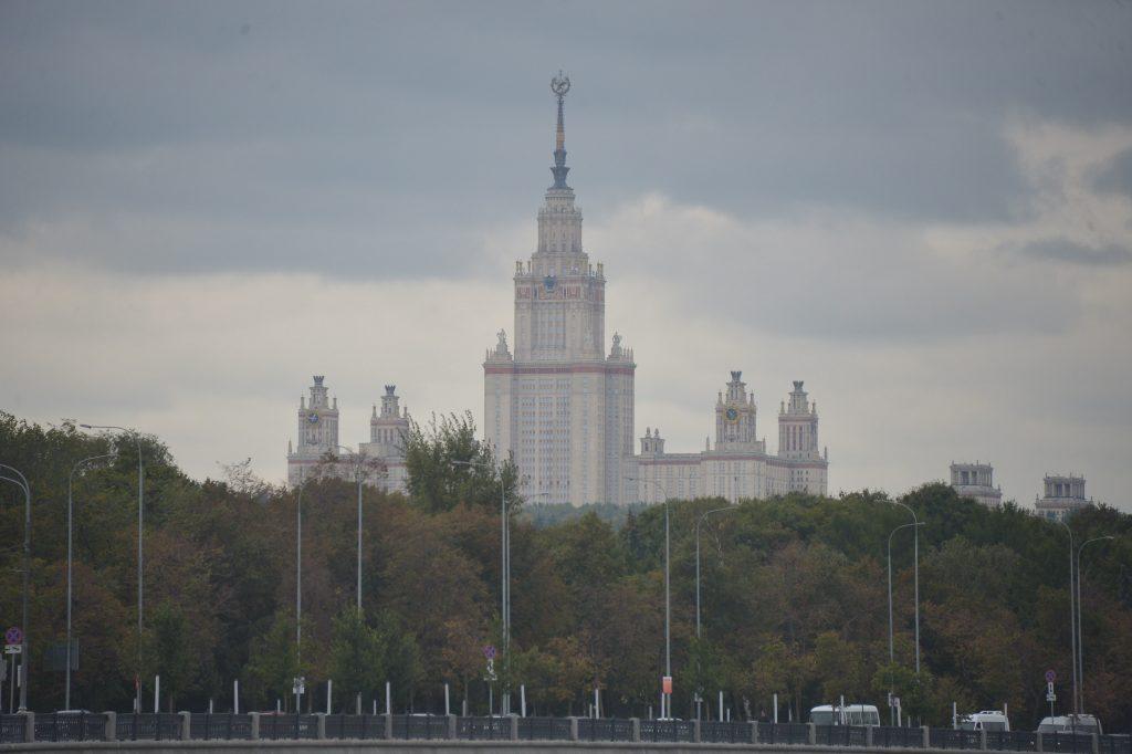 Рекорд  давления в 765 миллиметров ртутного столба установили в Москве