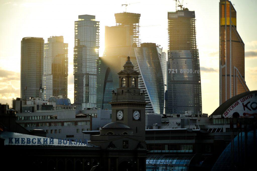 Рекордное атмосферное давление ожидается в Москве на выходных