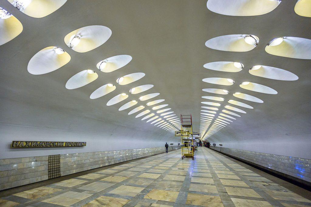 На выходных перекроют вестибюли пяти станций Московского метро