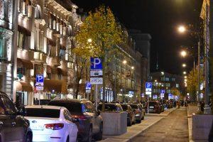 """Резидентные парковочные разрешения на три года начнут выдавать в Москве с ноября. Фото: архив, """"Вечерняя Москва"""""""