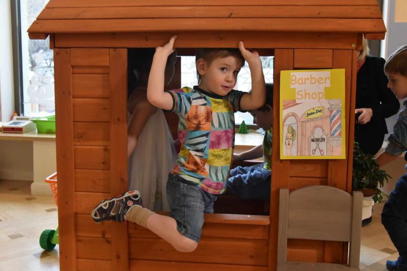 В Десеновском построят детский сад на 350 мест