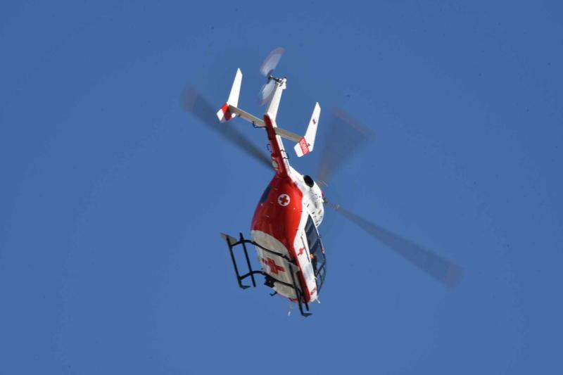 В ноябре на дежурство заступит четвертый вертолет Московского авиационного центра