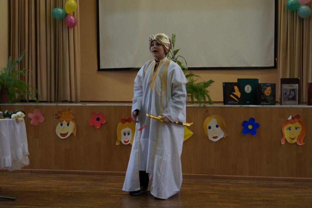 Конкурс для юных чтецов проведут в поселении Внуковское