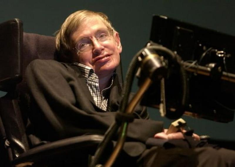 Стивен Хокинг назвал искусственный интеллект губительным для человечества