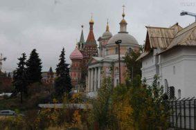 """Первые заморозки были зафиксированы в Москве. Фото: архив, """"Вечерняя Москва"""""""