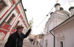 """Осенью и зимой в Москве проведут более 70 бесплатных экскурсий. Фото: архив, """"Вечерняя Москва"""""""