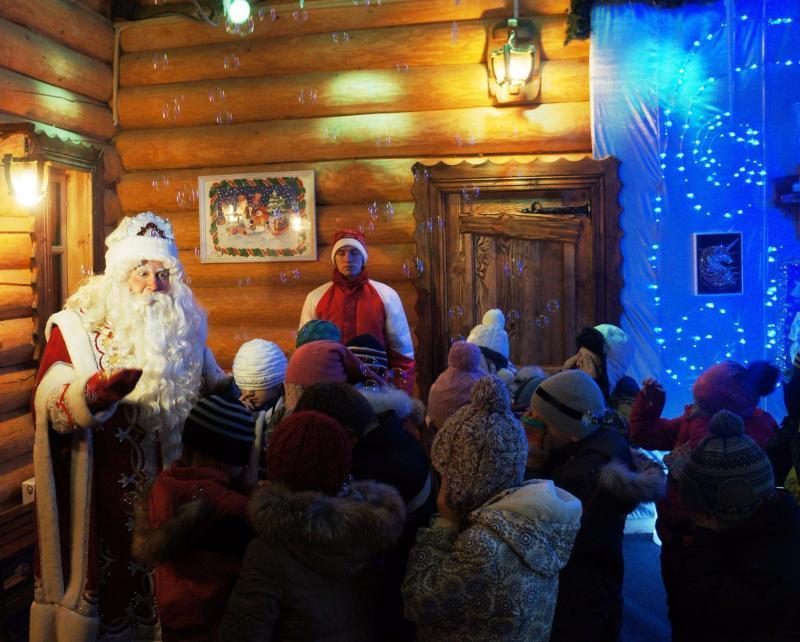 Дед Мороз приедет в Москву отметить свой день рождения. Фото: соцсети