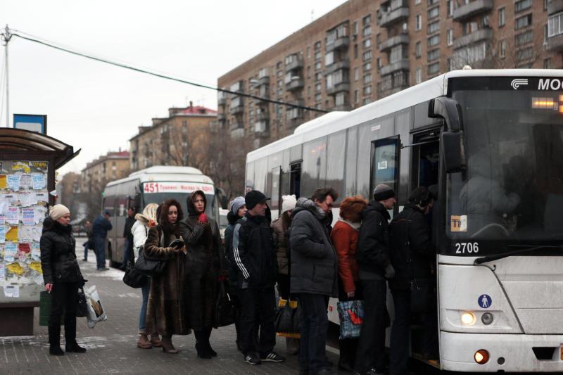 В Новой Москве построят 24 транспортно-пересадочных узла. Фото: архив, «Вечерняя Москва»