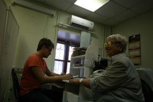Открылся первый в России дом для слепоглухих . Фото: архив, «Вечерняя Москва»