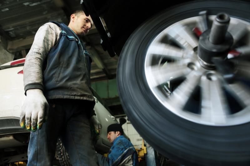 Центр организации дорожного движения рекомендует «переобувать» автомобили