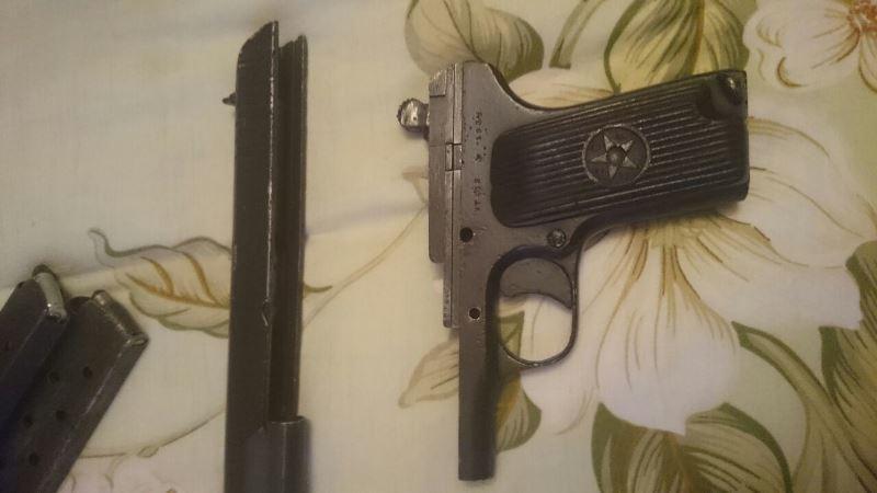 В Москве обнаружена нелегальная оружейная мастерская