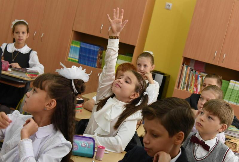 День открытых дверей пройдет в школе №1788
