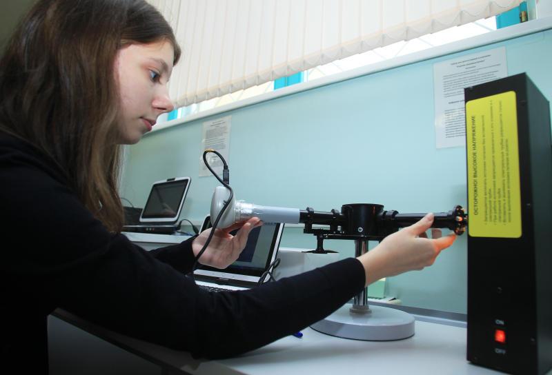Ученики Новой Москвы побывали в музее «Физическая кунсткамера»