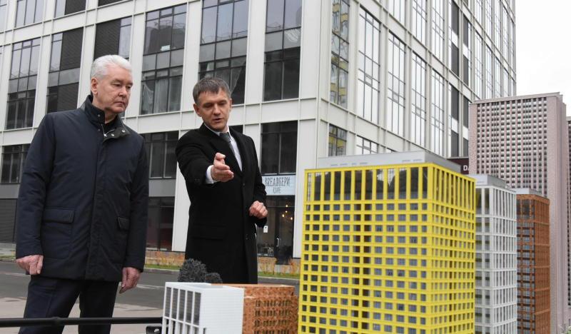 Собянин: Москва ускорит реновацию промышленных зон