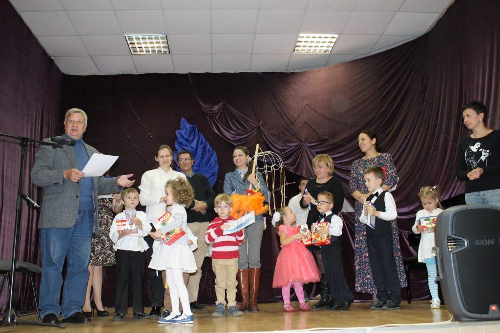 Конкурс чтецов «Вдохновение» прошел во Внуковском