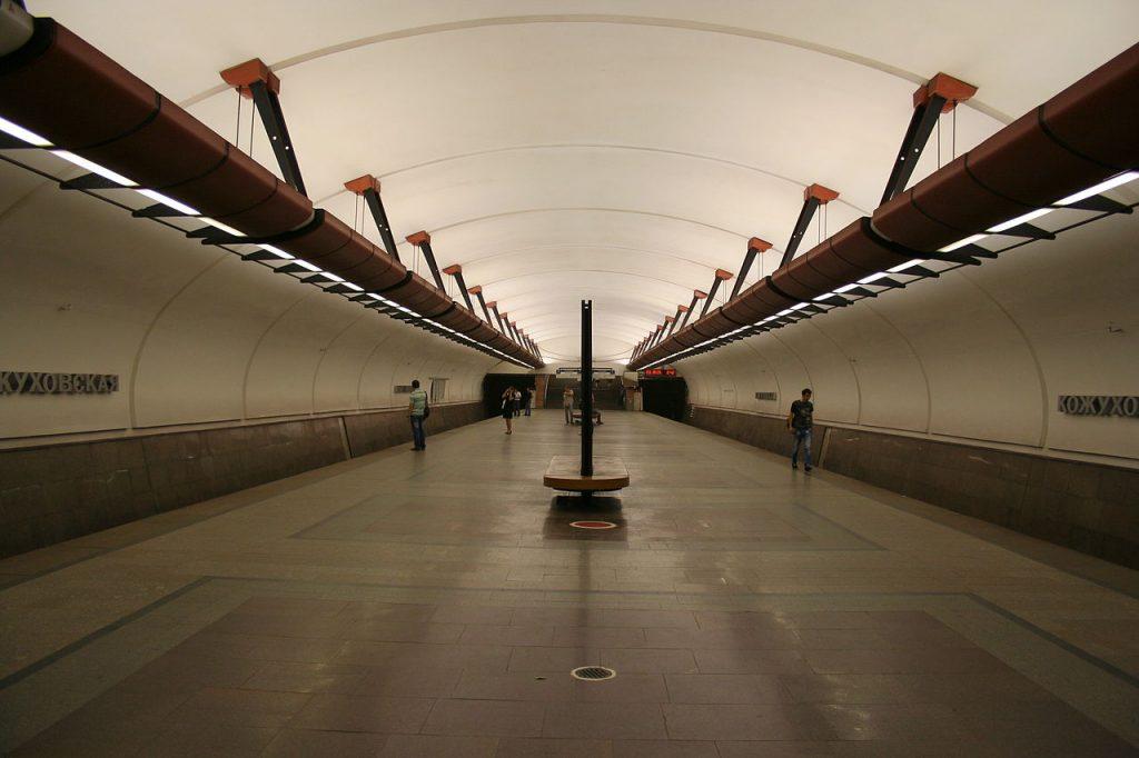Центральный участок Замоскворецкой линии метро закрылся на ремонт