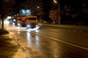 Столичные дороги прошли подготовку к зиме