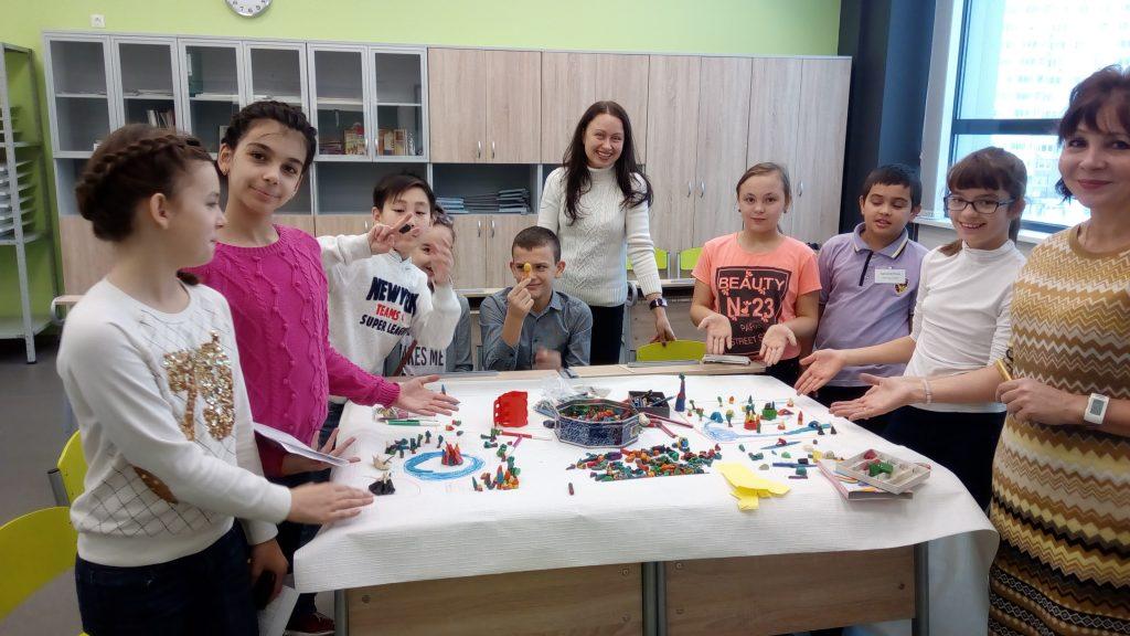 Эстафету фестивалей межрайонных советов директоров провели в поселении Московский