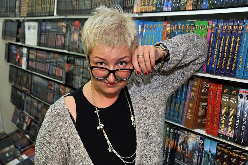 Татьяна Устинова: Научилась у своих героев относиться к неприятностям с юмором