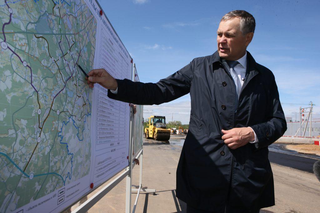 Около 80 крупных парков появится на территории Новой Москвы