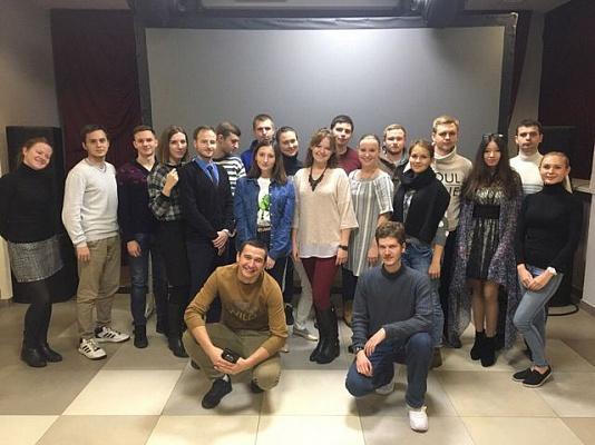 Молодежная палата Сосенского провела дружескую встречу с коллегами