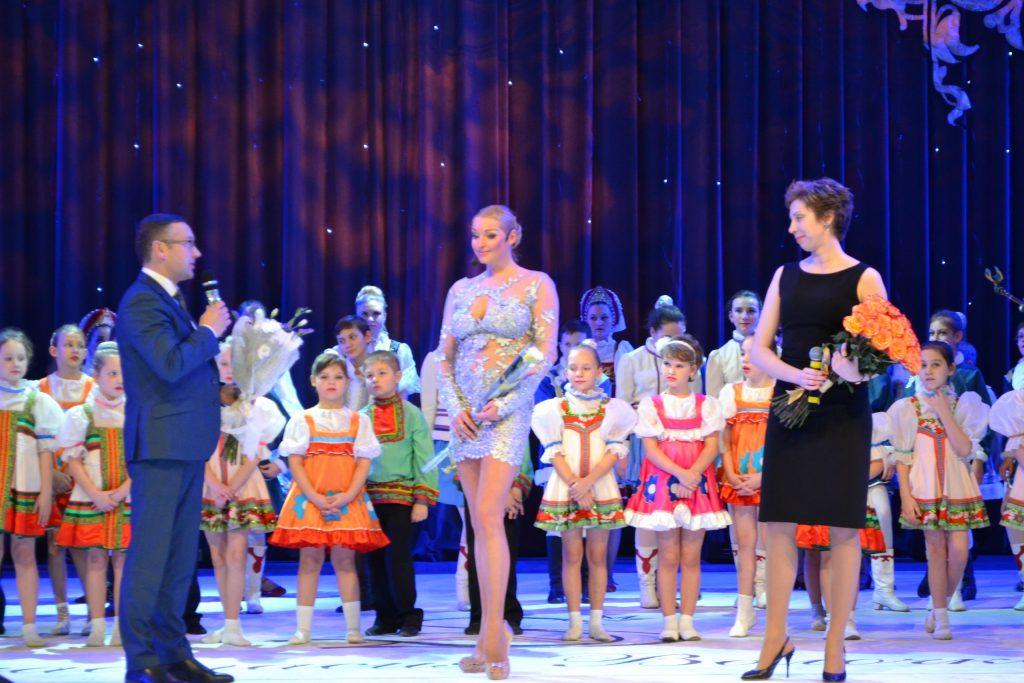 В Доме культуры «Дружба» состоялся благотворительный концерт