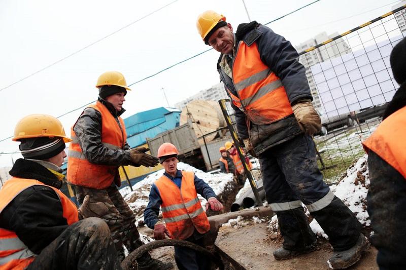 Новые тротуары появились в Кленовском поселении
