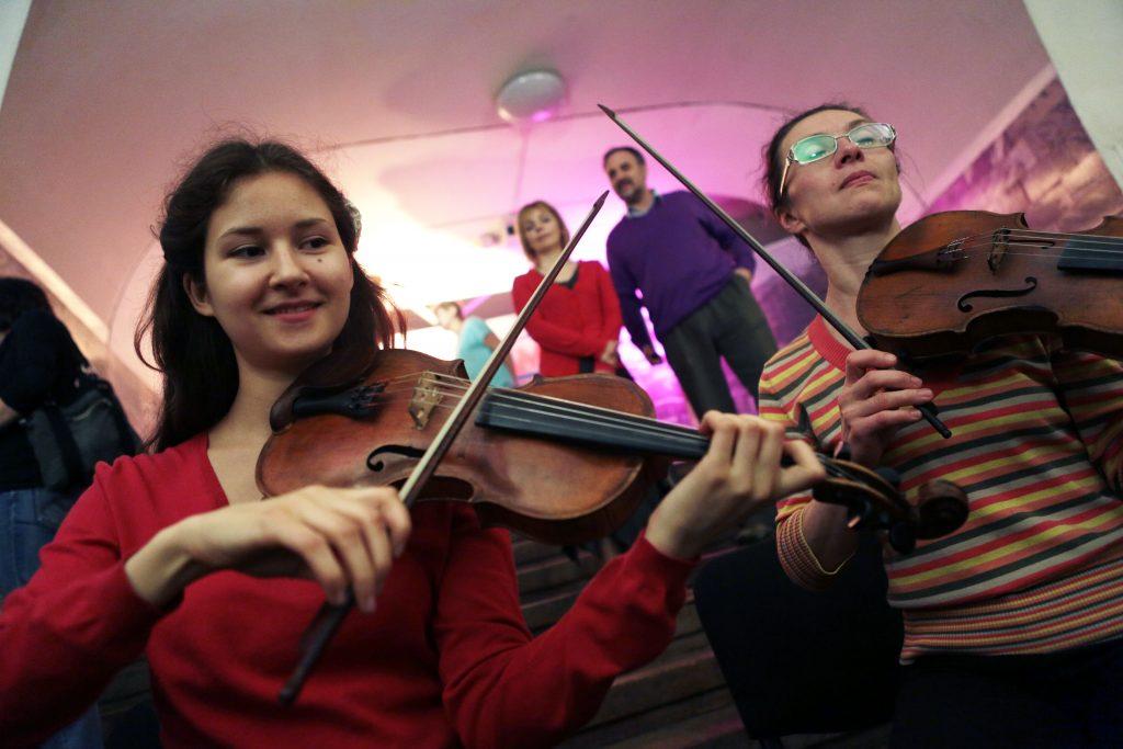 Очередной сезон «Музыки в метро» стартует в марте