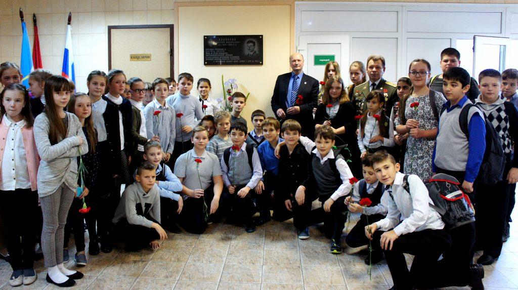 Завершился торжественный марафон «Равнение на Дмитрия Рябинкина»