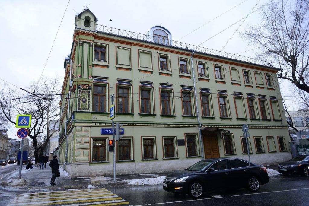Усадьба из Первомайского претендует на звание «Лучшего объекта реставрации»