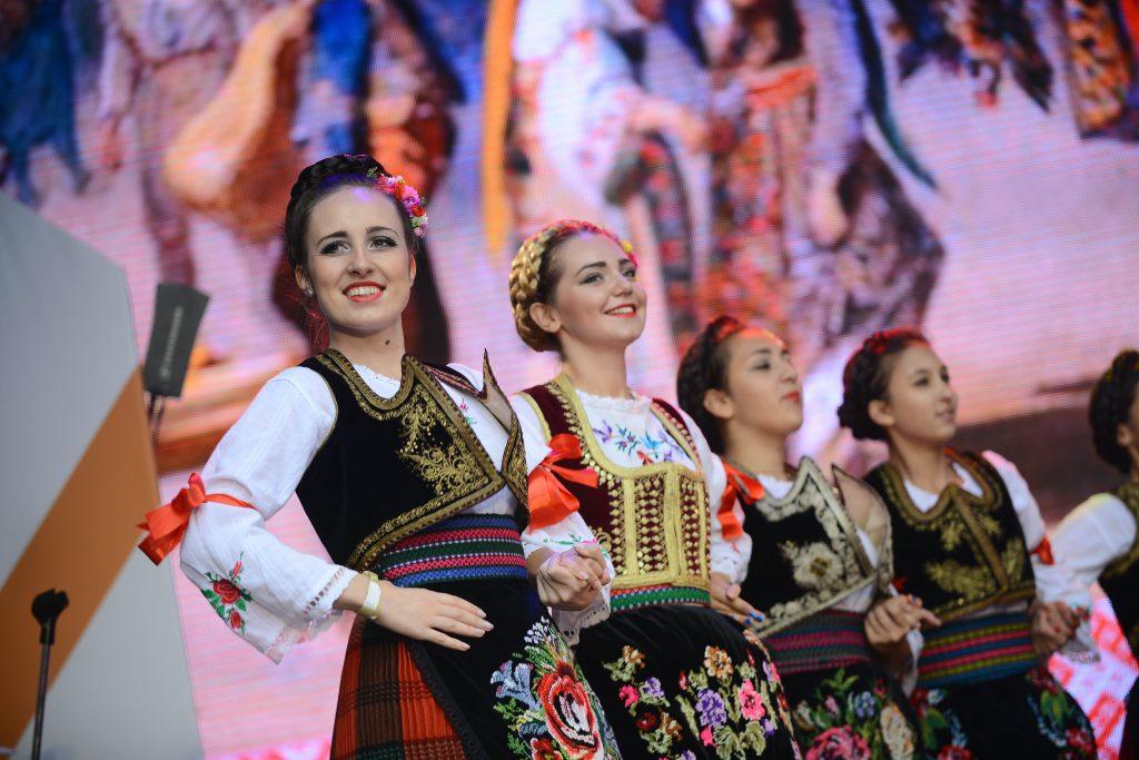 Ансамбль Михайлово-Ярцевского взял Гран-при на международном фестивале
