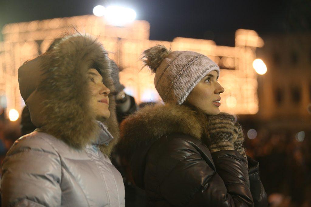 Москву ждет самая морозная ночь осени
