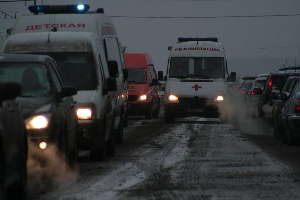 Более 560 ДТП произошли в Москве из-за снегопада и гололеда