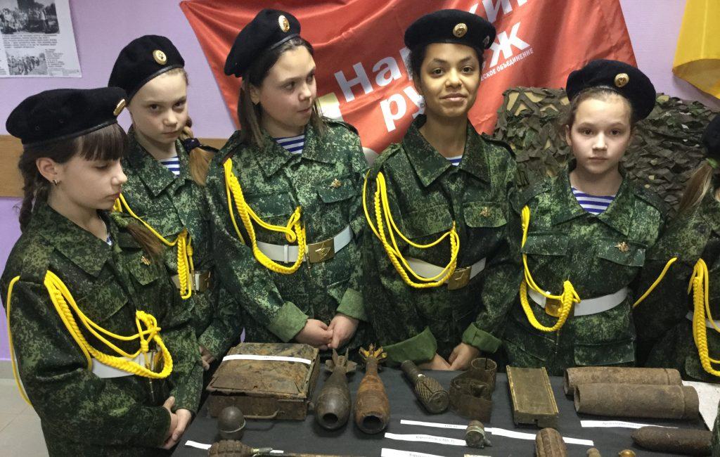 Слет детских поисковых отрядов пройдет в поселении Роговское